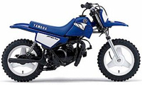 Yamaha PW50 Parts