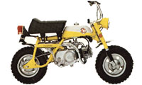 HONDA Z50 parts