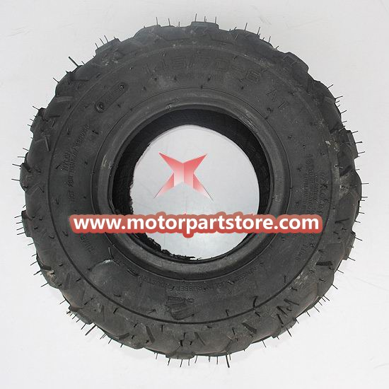 High Quality 145/70-6 Front/Rear Tire For 50cc-125cc Atv