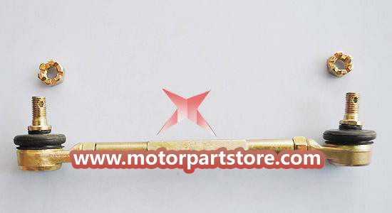 High Quality 130mm Tie Rod Assy For 50cc To 125cc Atv