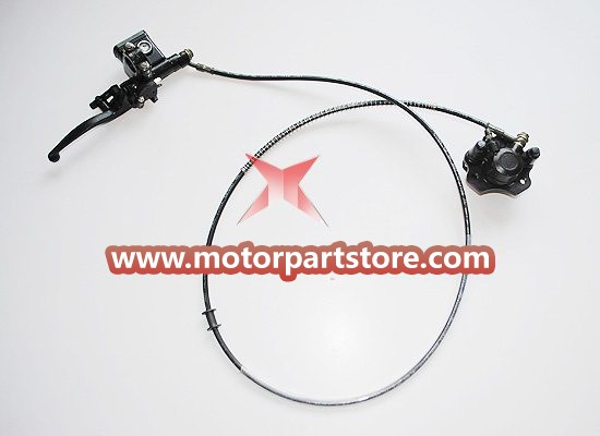 New Front Disc Brake Assy For 110cc To 250cc Atv