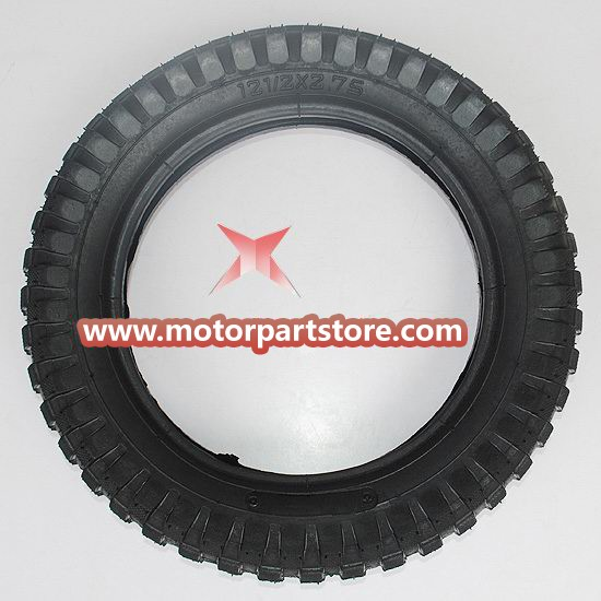 121 2 X 275 Tyre Fit For The Stroke Dirt Bike