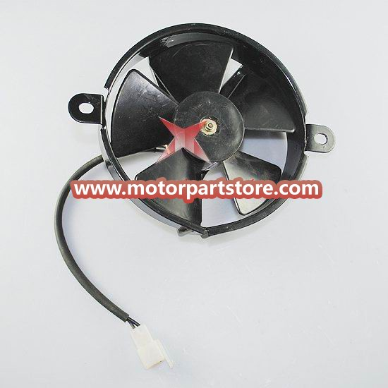 New Fan For CG 200-250 Water-Cooled Atv