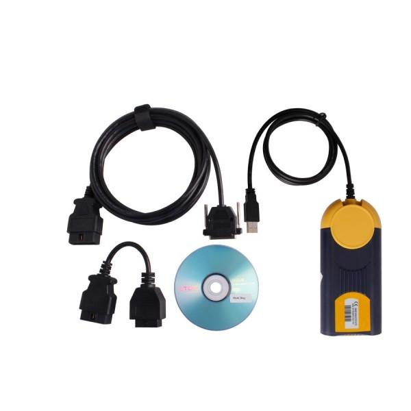 I-2015 Multi-Diag Access J2534 Pass-Thru OBD2 Device