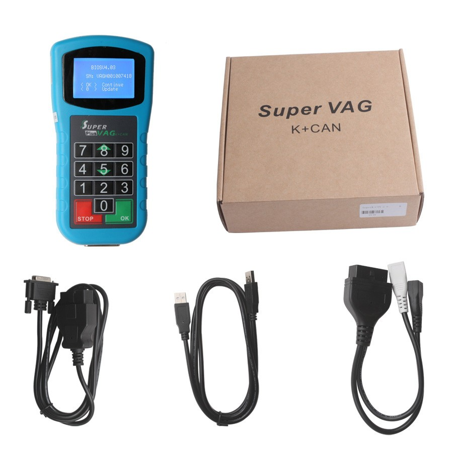 Super VAG K+CAN Plus 2.0