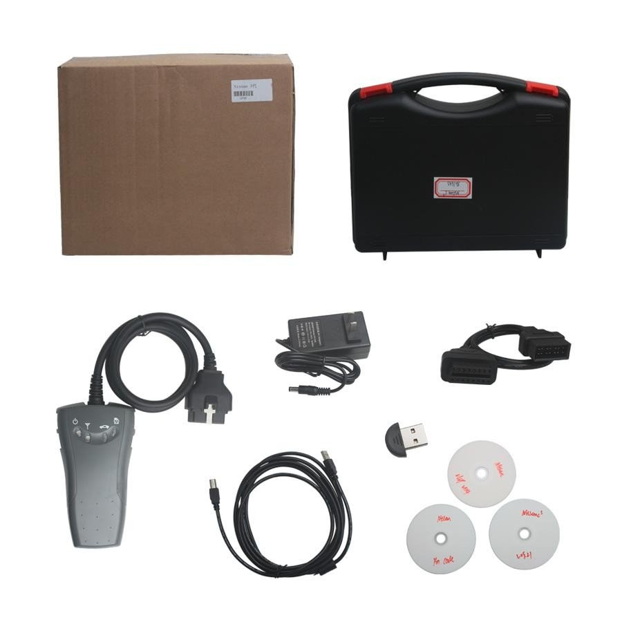 Nissan Consult 3 III Bluetooth Professional Diagnostic Tool