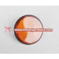New Orange Reflector Fit For 50cc To 110cc Monkey Bike
