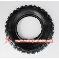 New 3.50 - 8 Tire Fit For 50cc To 110cc Monkey Bike