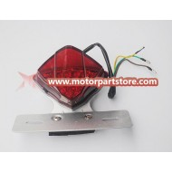 LED Tail/Turn/Brake/Plate Light With Plate For Monkey Bike