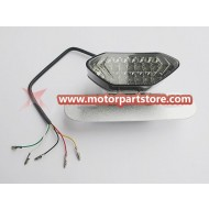 LED Tail/Turn/Brake/Plate Light with plate