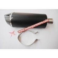 Muffler Exhaust Pipe for dirt bike CRF70 KLX110