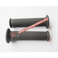 This handle grips is fit motorcycle.
