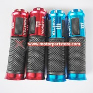 Throttle and Handle Grips for Dirt Bike