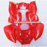 Hot Sale Front & Rear Fender Set For 150cc To 250cc Atv