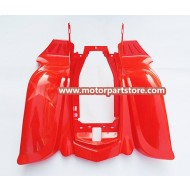 New Rear Fender Set Fit For 150cc To 250cc Atv