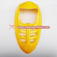 Hot Sale Head Light Plastic Cover Fit For 110cc To 125cc Atv