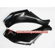 High Quality Left & Right Plastic Side Cover For 110cc-250cc Atv