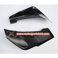 New Left & Right Fender Plastic Cover For 110cc 125cc Atv