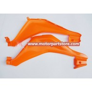 Hot Sale Fender Plastic Side Cover For 110cc 125cc Atv