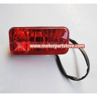 High Quality Red Bullock Tail Light Fit For 110cc 125cc Atv
