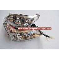 Hot Sale Left & Right Head Light For 110cc 125cc Atv