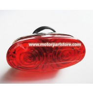 New Red Tail Light Fit For 110cc 200cc 250cc Atv