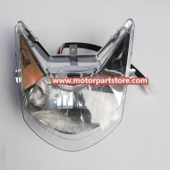 Universial Head Light For 110cc to 125cc Atv