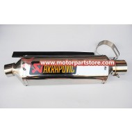 Muffler for dirt bike 006
