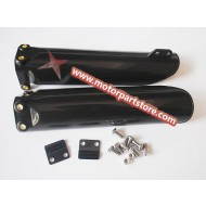 MARZOCCHI Front Fork plastic guard cover dirt bike