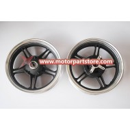 Front/rear wheel for dirt bike