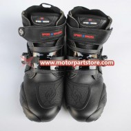 New Leather Boots Shoes For Dirt Bike