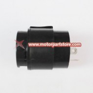 High Quality 2 Plugs Black Flasher For ATV,Dirt Bike,Go Kart .