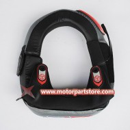 Race Collar Neck Protector Black