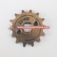 ZC-420 Sprocket fit for 110cc ATV and dirt bike
