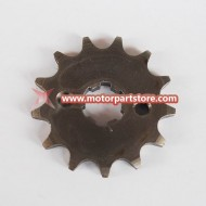 428 13-Tooth 17mm Engine Sprocket For Scooter