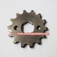 420 14-Tooth 20mm Engine Sprocket For Scooter