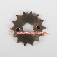 New Engine Sprocket For Atv, Dirt Bike & Go Kart.