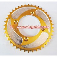 CNC 420 41teeth Sprocket for dirt bike