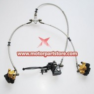 Hot Sale Front Disc Brake Assy For 110cc To 250cc Atv