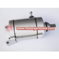 9 teeth starter motor for ATV Go Kart & Dirt Bike