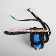 Hot Sale Scooter Left Brake Lever & Light Control Switch For Gy6 50cc 70cc