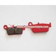 Front Rear Brake Pads Yamaha WR450