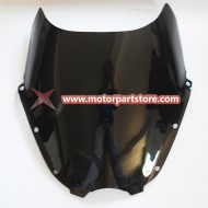 Windscreen FOR Hyosung GT125 Double Bubble Screen