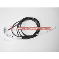Throttle Cable & Clutch Cable 49cc-80cc Bicycles
