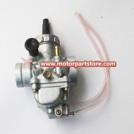 High Quality Silver Carburetor For Yamaha RX135 Atv