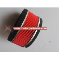 80mm Air Filter for  GY6 150 ATV go kart scooter