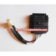 Voltage Regulator Rectifier for Honda Elite CH125