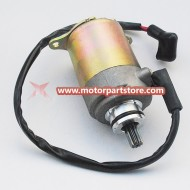 High Quality 9Teeth Starter Motor For GY6 150 Engine