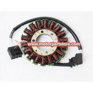 Motorcycle and ATV mangetor stator coil