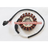 MOTORCYCLE AND ATV MAGNETO STATOR
